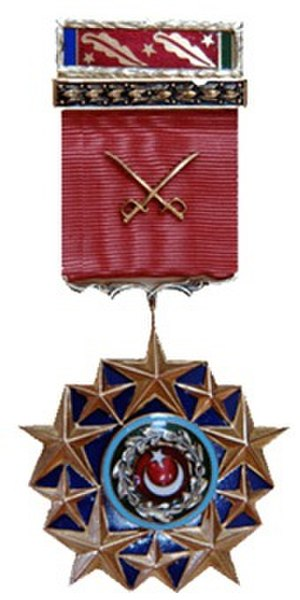 Turkish Armed Forces Medal of Honor