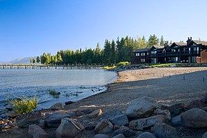 Sunnyside–Tahoe City, California - Lakeside condos in Tahoe City