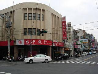 Xihu, Changhua Urban township
