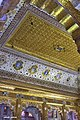 Takhat Niwas Hall Interiors in Gold embossing Ceiling.jpg
