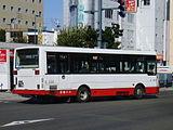 Takushoku bus O200F 0195rear.JPG