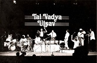 Babatunde Olatunji - Image: Tal Vadya Utsav India Atilla Engin Okay Temiz BurhanÖçal