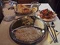 Tandoori Mix at restaurant Yeti Nepal in Ruoholahti, Helsinki, Finland.jpg