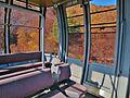 Tanigawadake Ropeway gondola inside.jpg