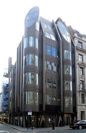 Target House, London - Image: Target House, St. James's Street 01