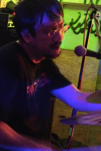 Tatsuya Yoshida - Yoshida at Death by Audio