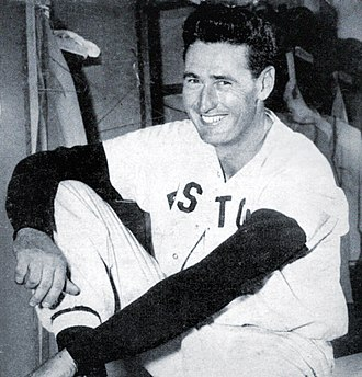 Major League Baseball titles leaders - Ted Williams