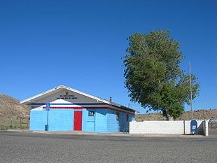 Teec Nos Pos Post Office