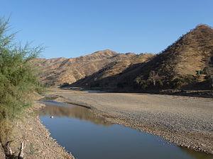 Tekezé River - Image: Tekeze