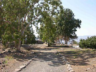 Tel Faher - Tel Faher park