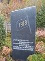 Teloitettujen punaisten muistomerkki 1955 Ketunnummi Nurmijarvi.jpg