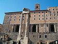 Tempio Divo Vespasiano Foro Romano.jpg