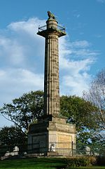 Tenantry Column, Alnwick