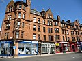 Tenements in High Street, Glasgow - geograph.org.uk - 1365868.jpg