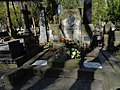 Teodora Dąbrowska grób.jpg