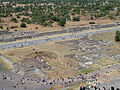 Teotihuacan (view from Pyramid of the Sun) (8264559376).jpg