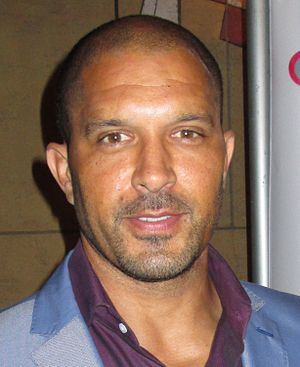 The Young and the Restless characters (2014) - Terrell Tilford portrays Barton, the husband of Leslie Michaelson (Angell Conwell).