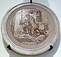 Teseo in lotta col minotuaro, da pompei, 10016.JPG