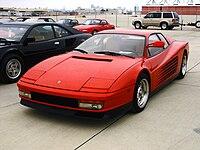 Ferrari Testarossa thumbnail