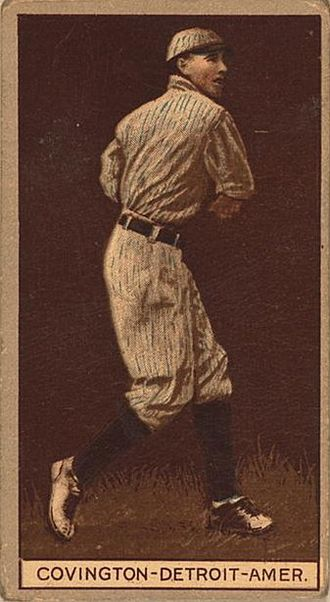 Tex Covington - Image: Tex Covington