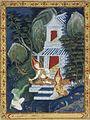 Thai - Vessantara Jataka, Chapter 10 (Indra's Realm) - Walters 35269 - A T Front.jpg