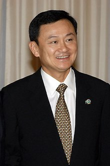 Image illustrative de l'article Thaksin Shinawatra