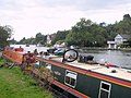 Thames side moorings at Caversham - geograph.org.uk - 951889.jpg