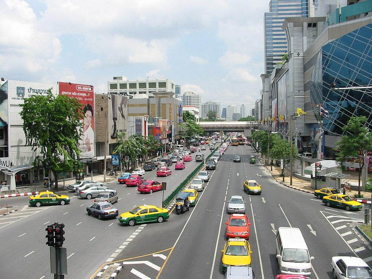 Phaya Thai Road - Wikipedia