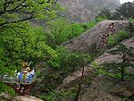 Kŭgangsan and the relics in and around the mountain