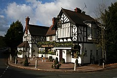 The 'Kingswood Arms', Surrey - geograph.org.uk - 612544.jpg