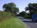 The A1198 looking towards Arrington - geograph.org.uk - 896120.jpg
