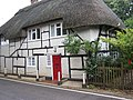 The Cruck Cottage, Kings Somborne - geograph.org.uk - 37647.jpg