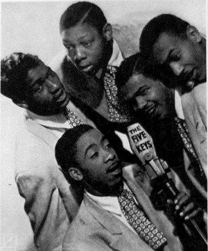 The Five Keys - The Five Keys in 1952