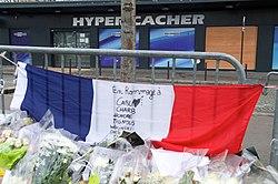 הפיגוע במרכול היהודי בפריז