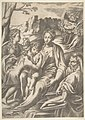 The Holy Family with Mary Magdalene and John the Baptist who embraces Christ MET DP812422.jpg