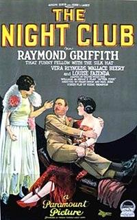 <i>The Night Club</i> 1925 film by Paul Iribe and Frank Urson