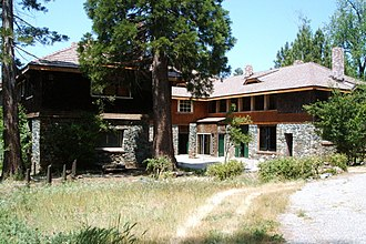 North Star House (Grass Valley, California) - The North Star House in 2008