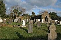The Old Church Graveyard, Macreddin.jpg