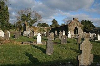 Macreddin Hamlet in Leinster, Ireland