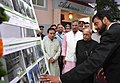 The President, Shri Pranab Mukherjee visiting after inaugurating the 'Ashiana Annexe', in Dehradun, Uttarakhand on July 10, 2017. The Chief Minister of Uttarakhand, Shri Trivendra Singh Rawat is also seen.jpg