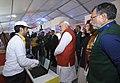 The Prime Minister, Shri Narendra Modi visiting a Skill Exhibition, in Kanpur, Uttar Pradesh on December 19, 2016.jpg