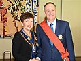 The Right Honourable Sir John Key,GNZM,of Auckland, for services to the State.jpg