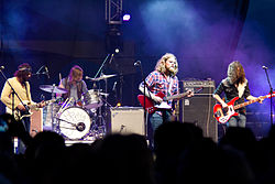 The Sheepdogs, 2011
