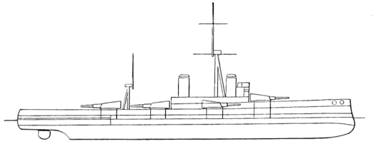 The Steam Turbine, 1911 - Fig 39 - Dreadnought.png
