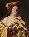 The Violin Player by Gerard van Honthorst Mauritshuis 1107.jpg