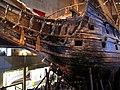 The Warship Vasa - Bow side.JPG
