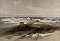 The ancient city of Tyre, taken from the isthmus. Coloured l Wellcome V0049481.jpg