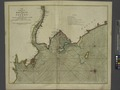 The coast of BRETAGNE and POITOU including Crozic, the River Loire, with the islands of Noirmoustier and Dieu NYPL1640598.tiff