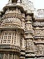 The decorated walls of Jagdish Mandir.jpg