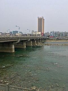 江油市第一涪江大桥